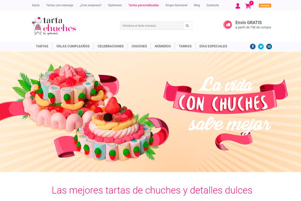 48e88cb2 Nueva tienda online de Tartachuches.com